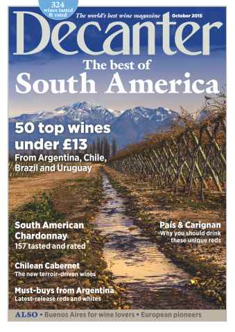 Decanter issue October 2015
