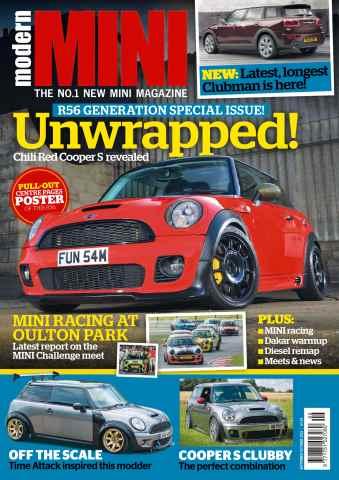 Modern Mini issue No. 74 Unwrapped!