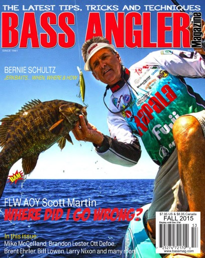 BASS ANGLER MAGAZINE Preview