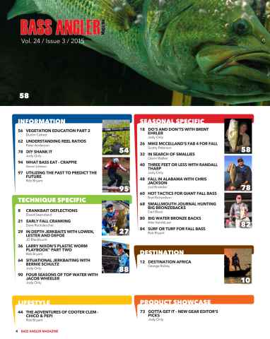 BASS ANGLER MAGAZINE Preview 4