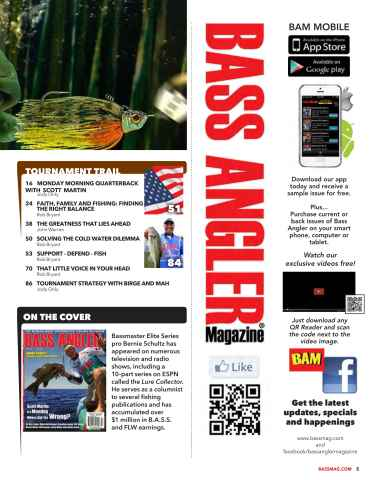 BASS ANGLER MAGAZINE Preview 5