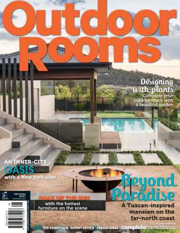 Outdoor Rooms issue Issue#28 - 2015