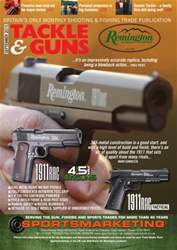 Tackle & Guns issue September 2015