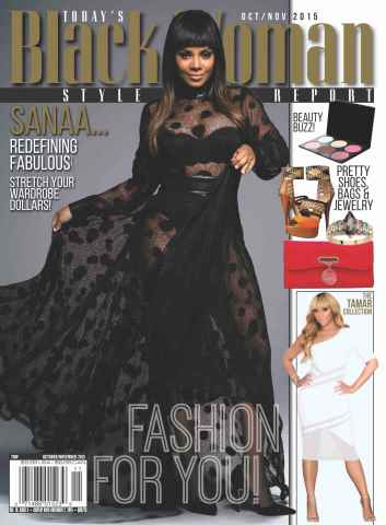Today's Black Woman issue Oct-Nov 2015