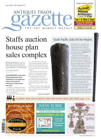 Antiques Trade Gazette issue 2205