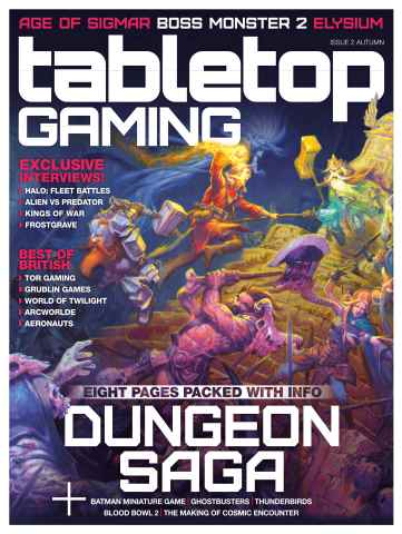 Tabletop Gaming issue Issue Two