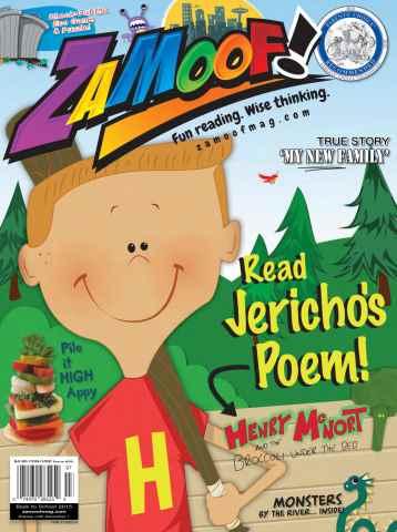 Zamoof! issue Back to School 2015