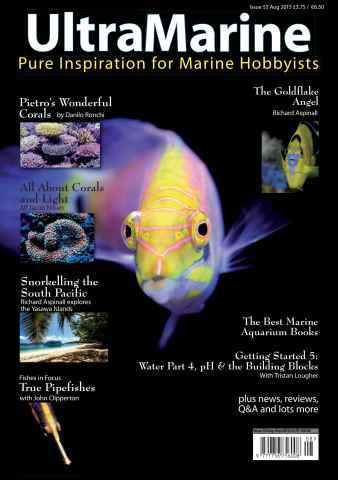 UltraMarine Magazine issue Aug/Sep 2015