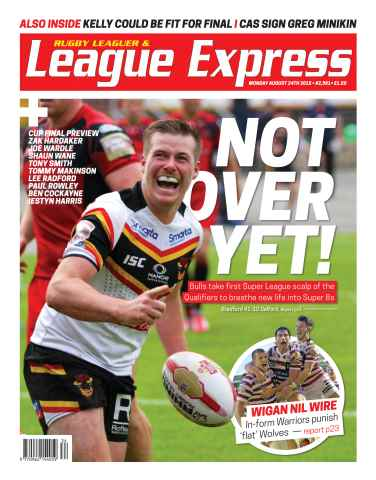 League Express issue 2981