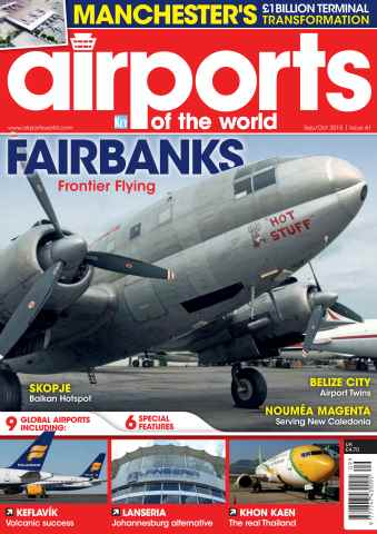 Airports of the World issue September/October 2015