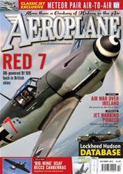 Aeroplane issue October 2015