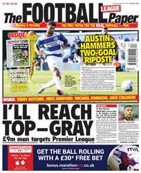 The Football League Paper issue 24th August 2015