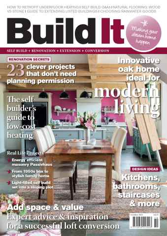 Build It issue Oct-15