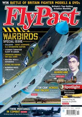 FlyPast issue October 2015