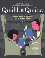 Quill & Quire issue October 2015