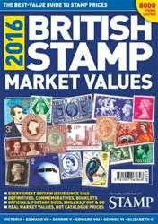 British Stamp Market Values 2016 issue British Stamp Market Values 2016