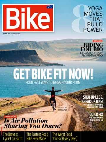 Bike Australia issue 011 Bike Spring 2015