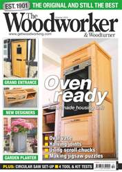 The Woodworker Magazine issue October 2015