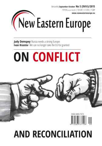 New Eastern Europe issue Sept-Oct 2015