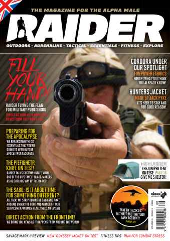 Raider issue Vol 8 Issue 6