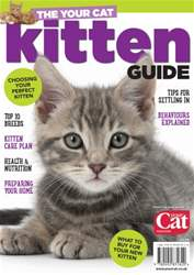 The Your Cat Kitten Guide issue The Your Cat Kitten Guide