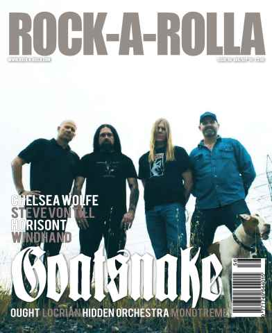 Rock-A-Rolla issue Issue 56 (Aug/Sep 2015)