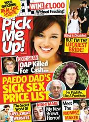 Pick Me Up issue 10th September 2015