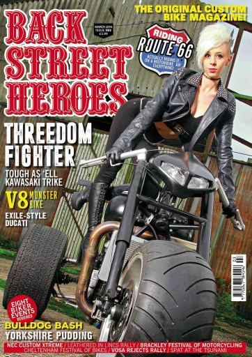 Back Street Heroes issue 383 March 2016