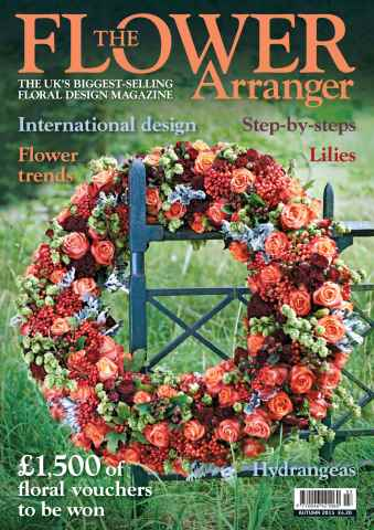 The Flower Arranger issue Autumn 2015