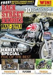 Back Street Heroes issue 386 June 2016