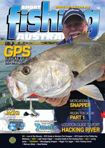 Sports Fishing Australia issue Sept-Nov Issue Sport Fishing 71
