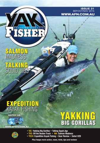 Yak Fisher issue Sept-Nov YAK 31
