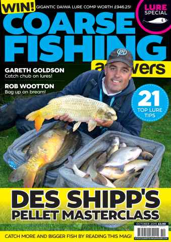 Coarse Fishing Answers issue October 2015