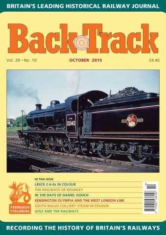 Backtrack issue October 2015
