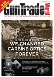 Gun Trade World issue October 2015