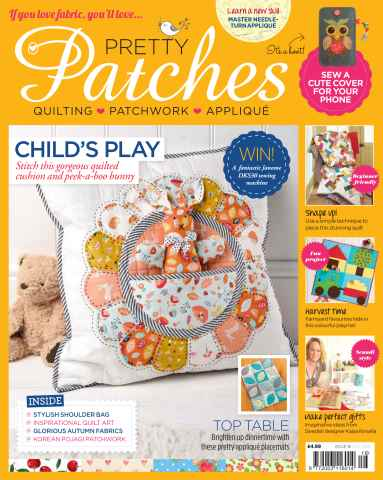 Pretty Patches Magazine issue Issue 16
