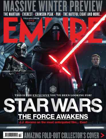 Empire issue October 2015