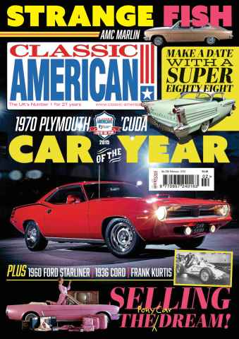 Classic American Magazine issue February 298