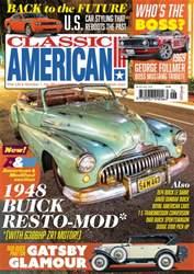 Classic American Magazine issue June 2016