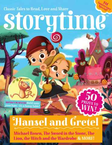 Storytime issue Issue 13