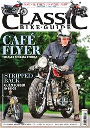 Classic Bike Guide issue January 2016