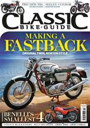 Classic Bike Guide issue February 2016
