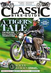 Classic Bike Guide issue March 2016