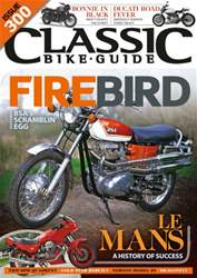 Classic Bike Guide issue April 2016