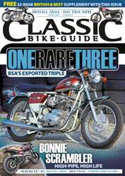 Classic Bike Guide issue May 2016