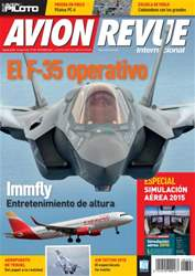 Avion Revue Internacional España issue Número 399