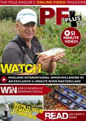 Pole Fishing Plus issue Issue 3