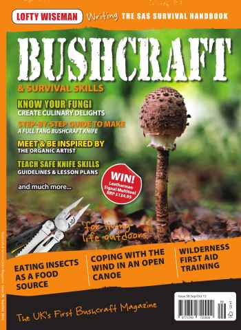 Bushcraft & Survival Skills Magazine issue Issue 58