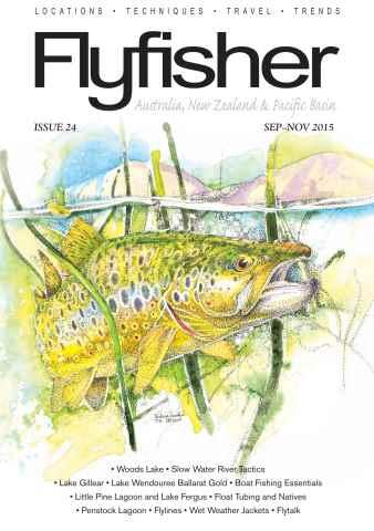 Flyfisher issue FlyFisher SEP-NOV Issue 24