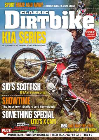 Classic Dirt Bike Preview 1
